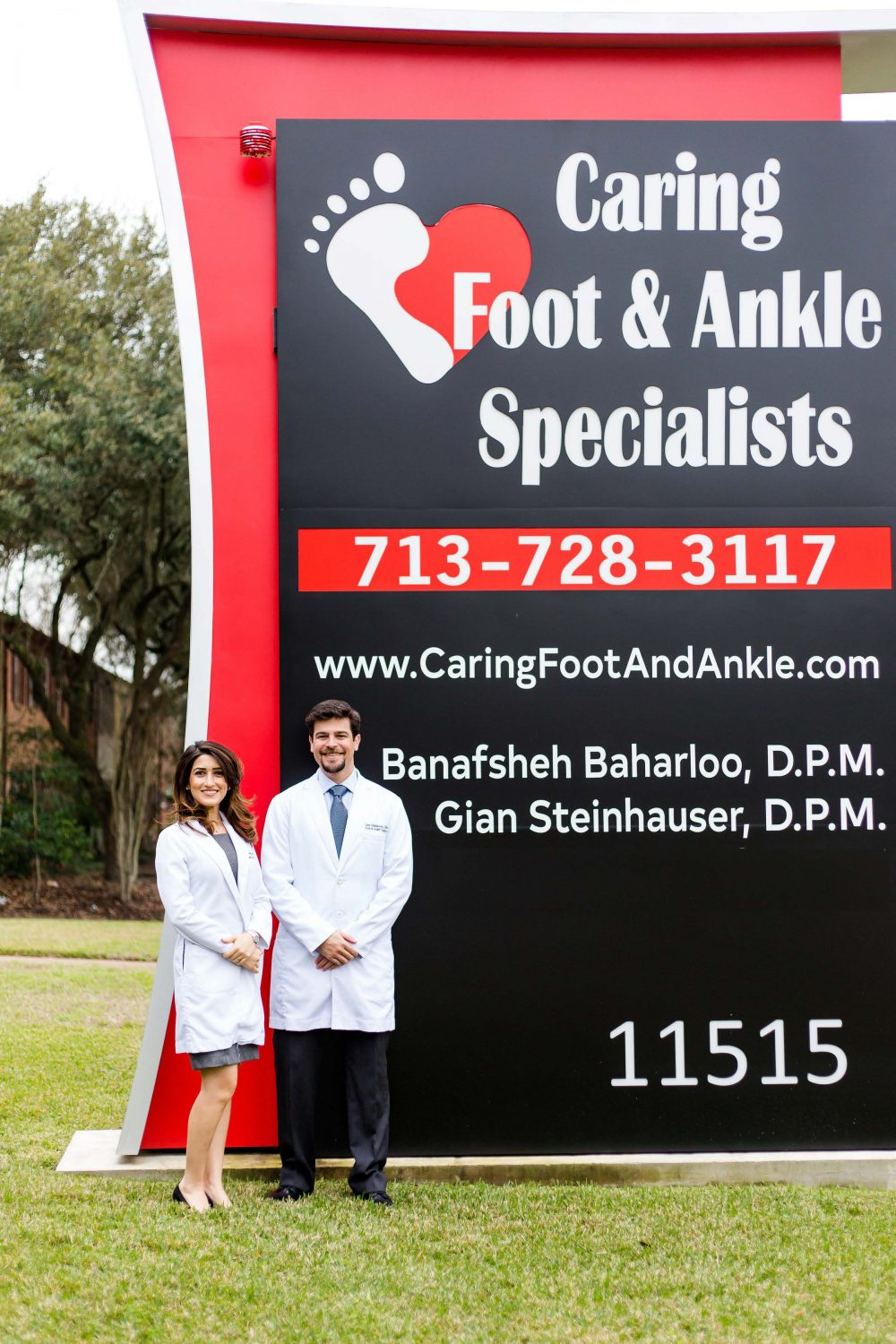 Foot and Ankle Specialists in Houston, TX